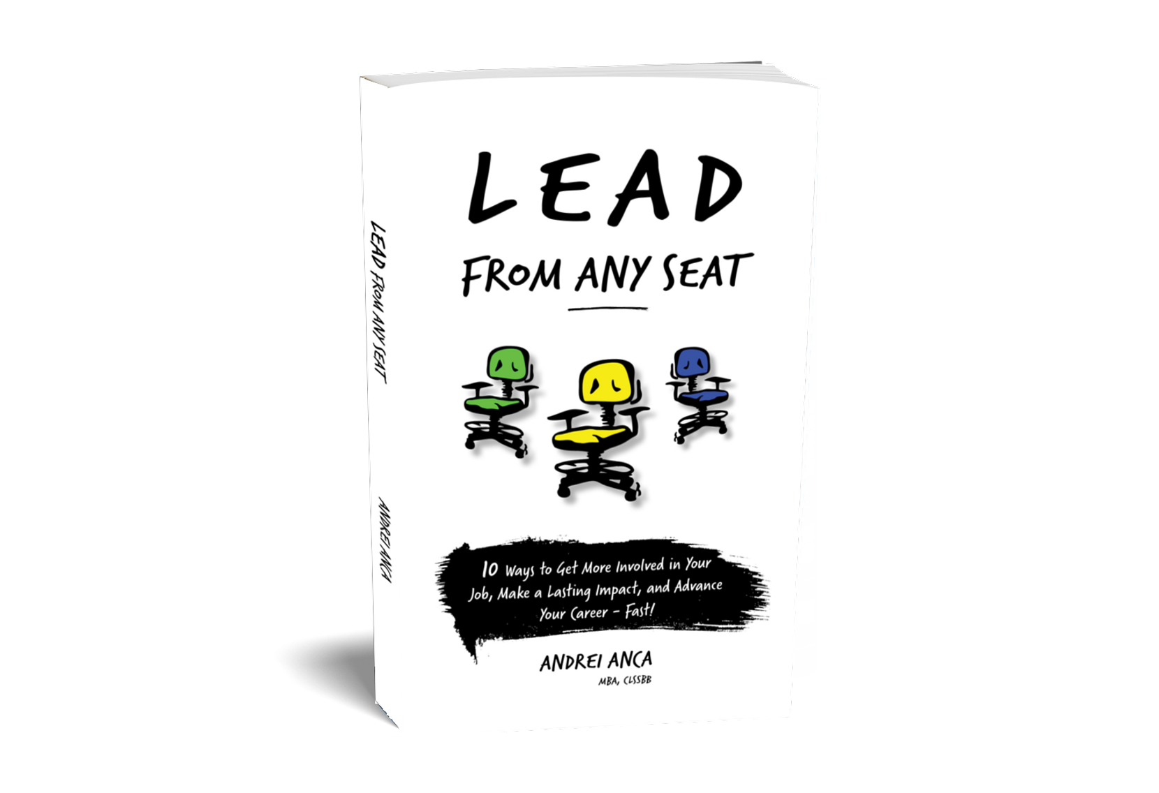 lead from any seat book