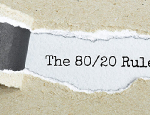 The Pareto Principle: success is not doing more, it's doing more of what works